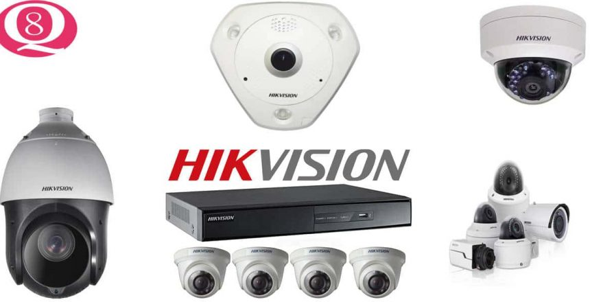 تركيب كاميرات مراقبة hikvision